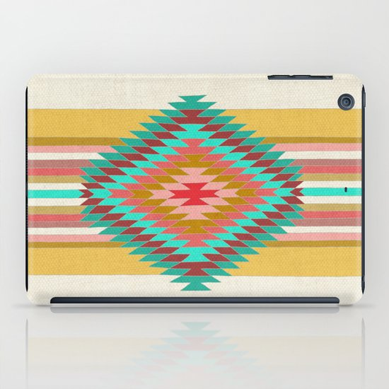 FIESTA (teal) iPad Case