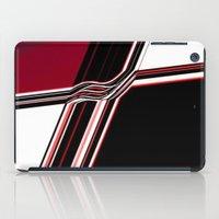 Barred iPad Case