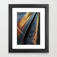 Evening Reflections II Framed Art Print