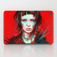 iPad Case featuring Wasp by Alice X. Zhang