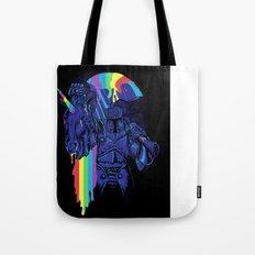 Rainbow harvest (so intense) Tote Bag