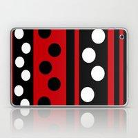 Stripes & Dots Laptop & iPad Skin