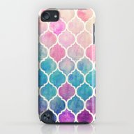 Rainbow Pastel Watercolo… iPod touch Slim Case