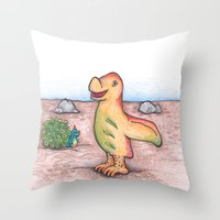 Ilith Throw Pillow