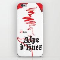 Alpe D'Huez 2, More Mena… iPhone & iPod Skin