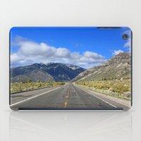 Fredericksburg, CA iPad Case