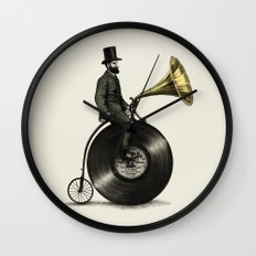 Music Man Wall Clock