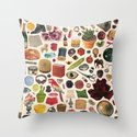 TABLE OF CONTENTS Throw Pillow