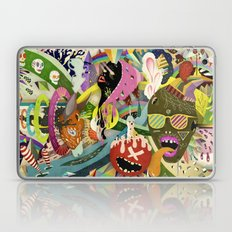 The Circus #01 Laptop & iPad Skin