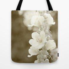 Vintage flower Tote Bag