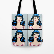 Bettie or Barbie Tote Bag