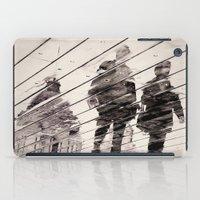 Rainy Day On The Promena… iPad Case