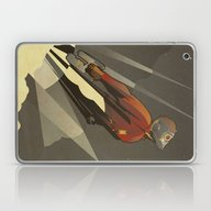Laptop & iPad Skin featuring The Star-Lord by The Art Of Danny Haa…