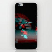 degenerated speed iPhone & iPod Skin