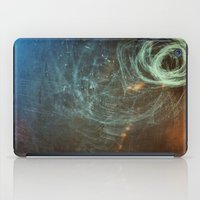 Untanglement - fresh air iPad Case