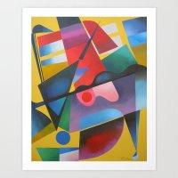 Ruben 1 Art Print