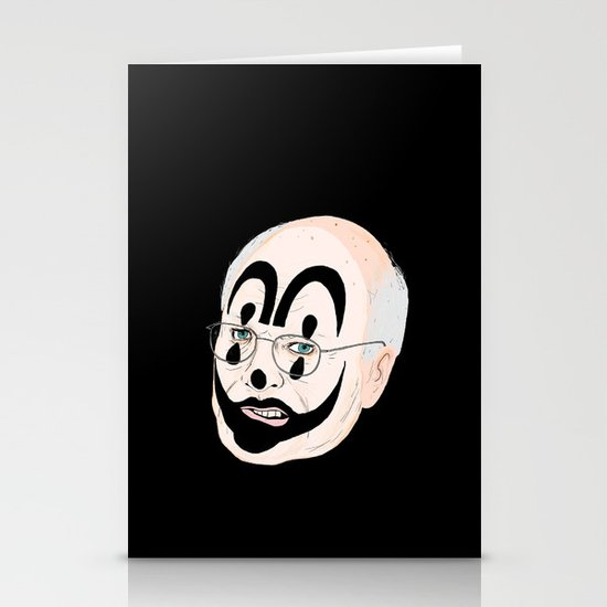 Cheney 2 Dope Stationery Card