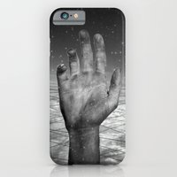 iPhone & iPod Case featuring Black & White Collection -- Freedom by Elo Marc