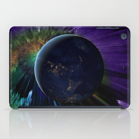 You Run to Catch Up With the Sun (But It's Sinking) iPad Case