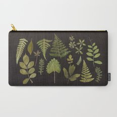 Plants + Leaves 5 Carry-All Pouch
