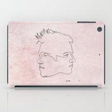 One line Fight Club iPad Case