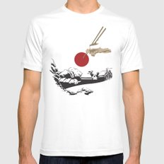 A delicious harvest moon White Mens Fitted Tee SMALL