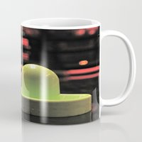 Arcade bokeh Mug