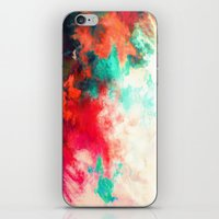 Painted Clouds VIII iPhone & iPod Skin