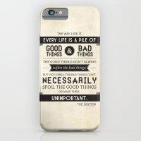 Good Things & Bad Things iPhone 6 Slim Case