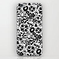 Graphic Garden iPhone & iPod Skin