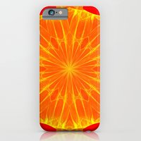 iPhone & iPod Case featuring Kaleidoscope 'RK1 SQ' by Paul James Farr