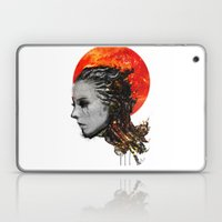 Just A Ghost In The Shel… Laptop & iPad Skin