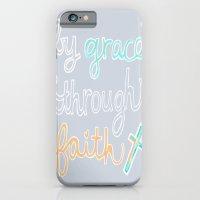By Grace Through Faith iPhone 6 Slim Case