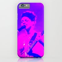 Lianne La Havas: Is your love big enough? Fluorescent  iPhone 6 Slim Case