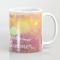 Here Comes The Summer Mug