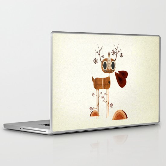 Ol' Tree Legs Laptop & iPad Skin