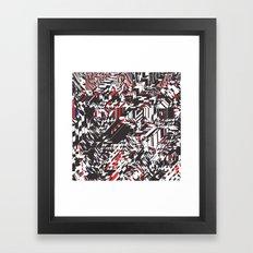 New Sacred 32 (2014) Framed Art Print