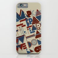 iPhone & iPod Case featuring America the Brave by Wheeler Juell