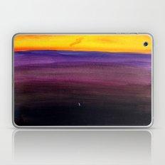 Walking alone Laptop & iPad Skin