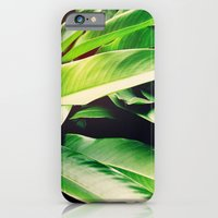 Leaves of Paradise iPhone 6 Slim Case