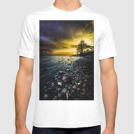 Aureus Mens Fitted Tee White SMALL