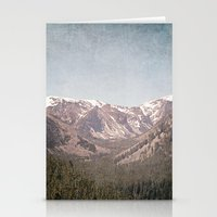 Montana Blues Stationery Cards