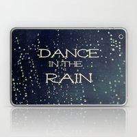 Dance in the Rain Laptop & iPad Skin