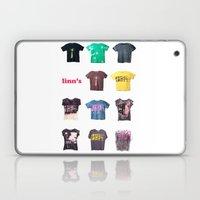 T shirts urbanics Laptop & iPad Skin
