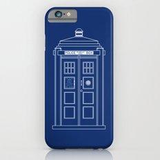 TARDIS Blueprint - Doctor Who Slim Case iPhone 6s