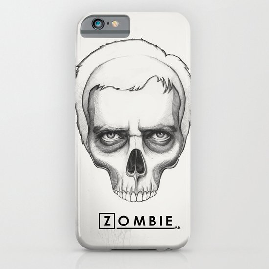 Gregory House iPhone & iPod Case