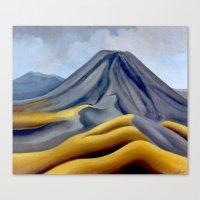Mount Doom 2 Canvas Print