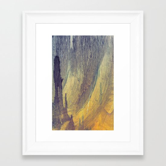 Abstractions Series 004 Framed Art Print