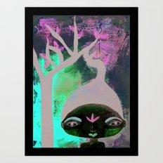 Love-Bhoomie Art Print