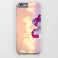 Happy Holidays, Christmas and Winter Photography iPhone 6 Slim Case